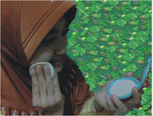 With Wardah Compact Powder - Edisi Ceria